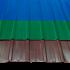Профнастил  С-8  полимерно окрашенный 0,45 мм