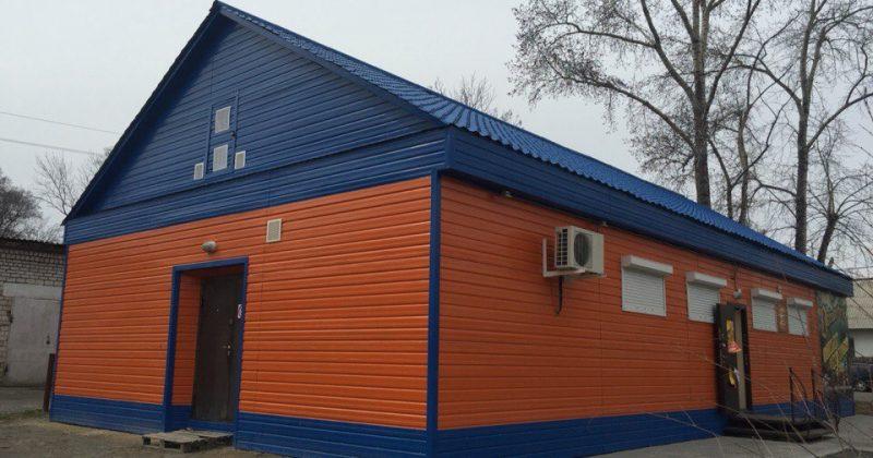 г. Райчихинск складское помещение